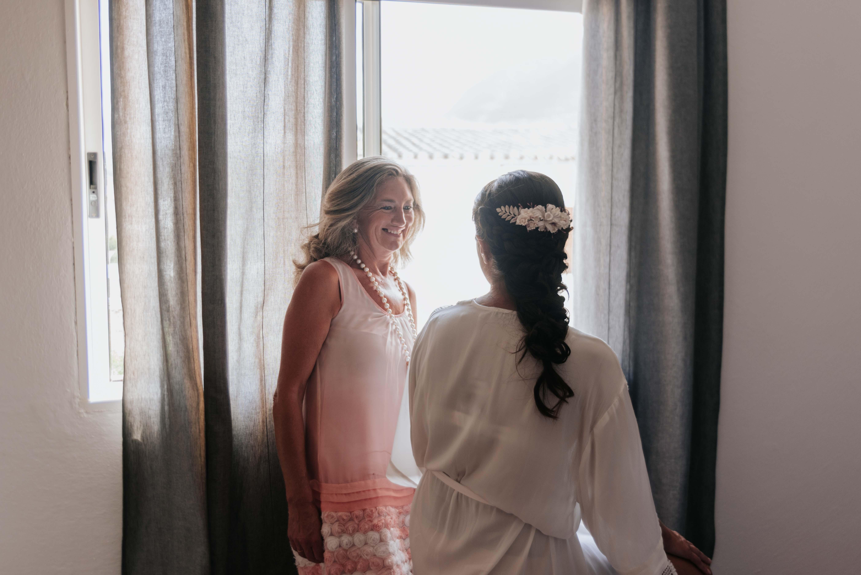 Boda de Cecilia & Jorge. Una boda en Algámitas, Sevilla