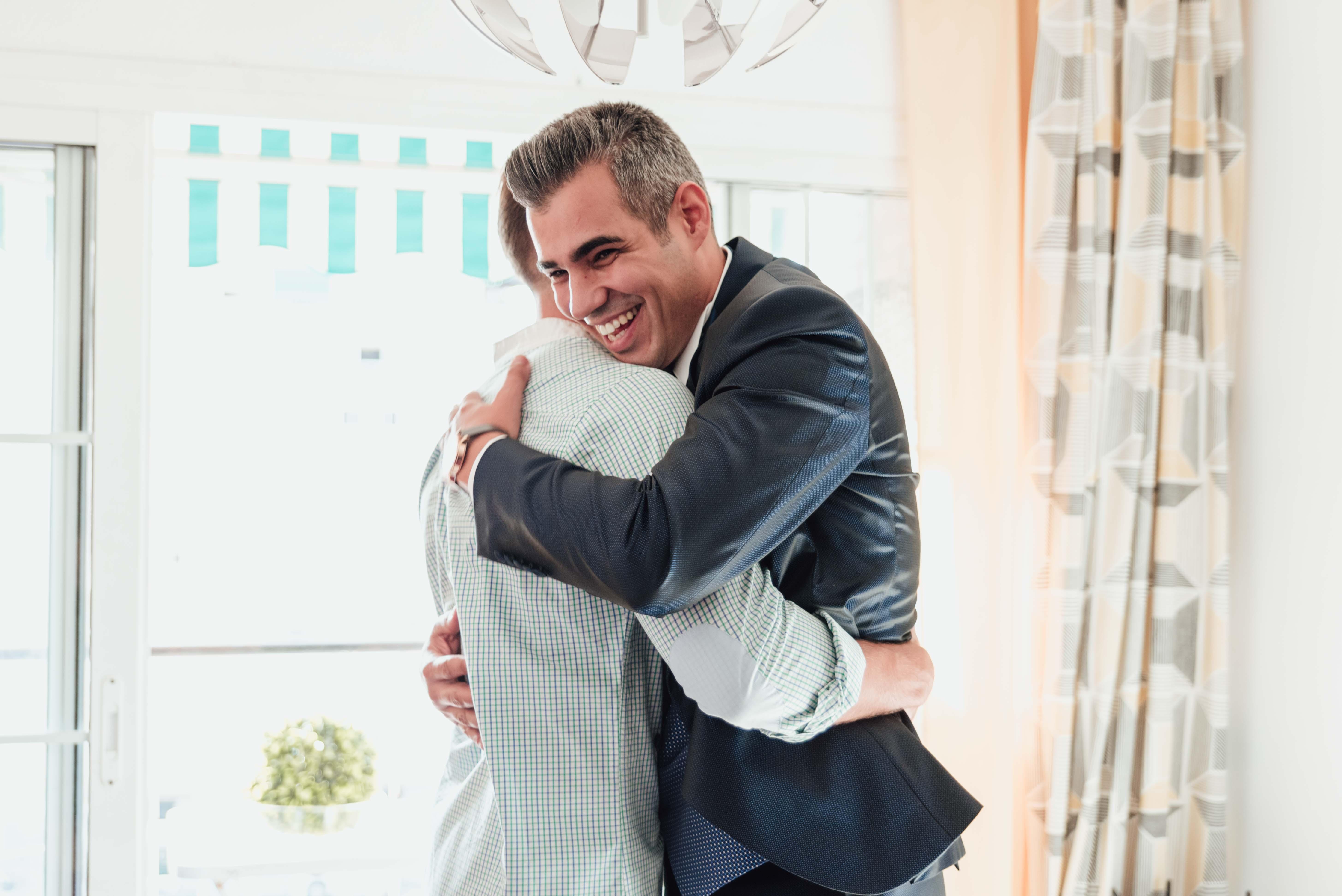 Boda de Noelia & Dani, una boda en Finca Almodovar. Una boda llena de risas y lágrimas de felicidad