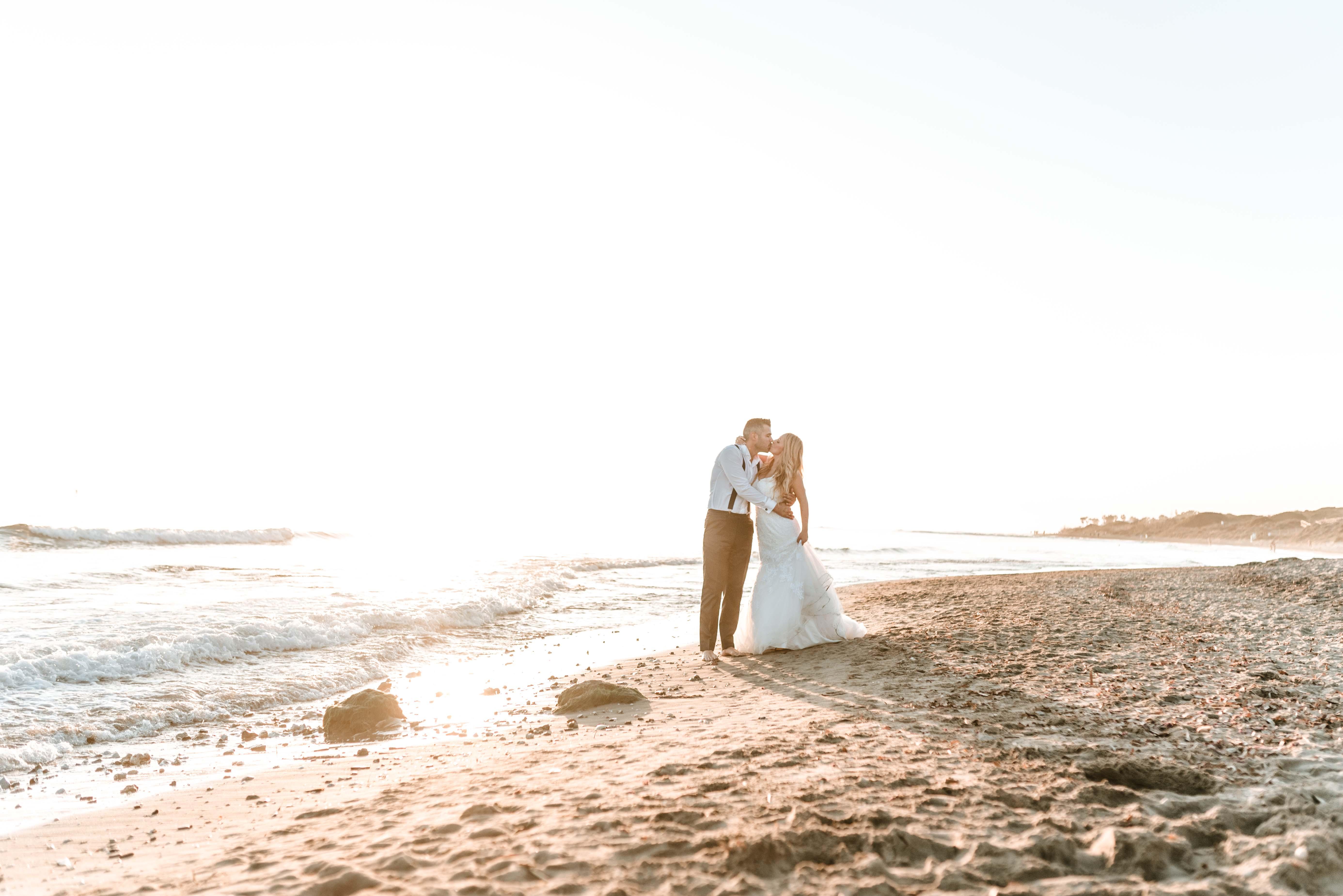 Postboda de Noelia & Daniel. Una postboda en la playa