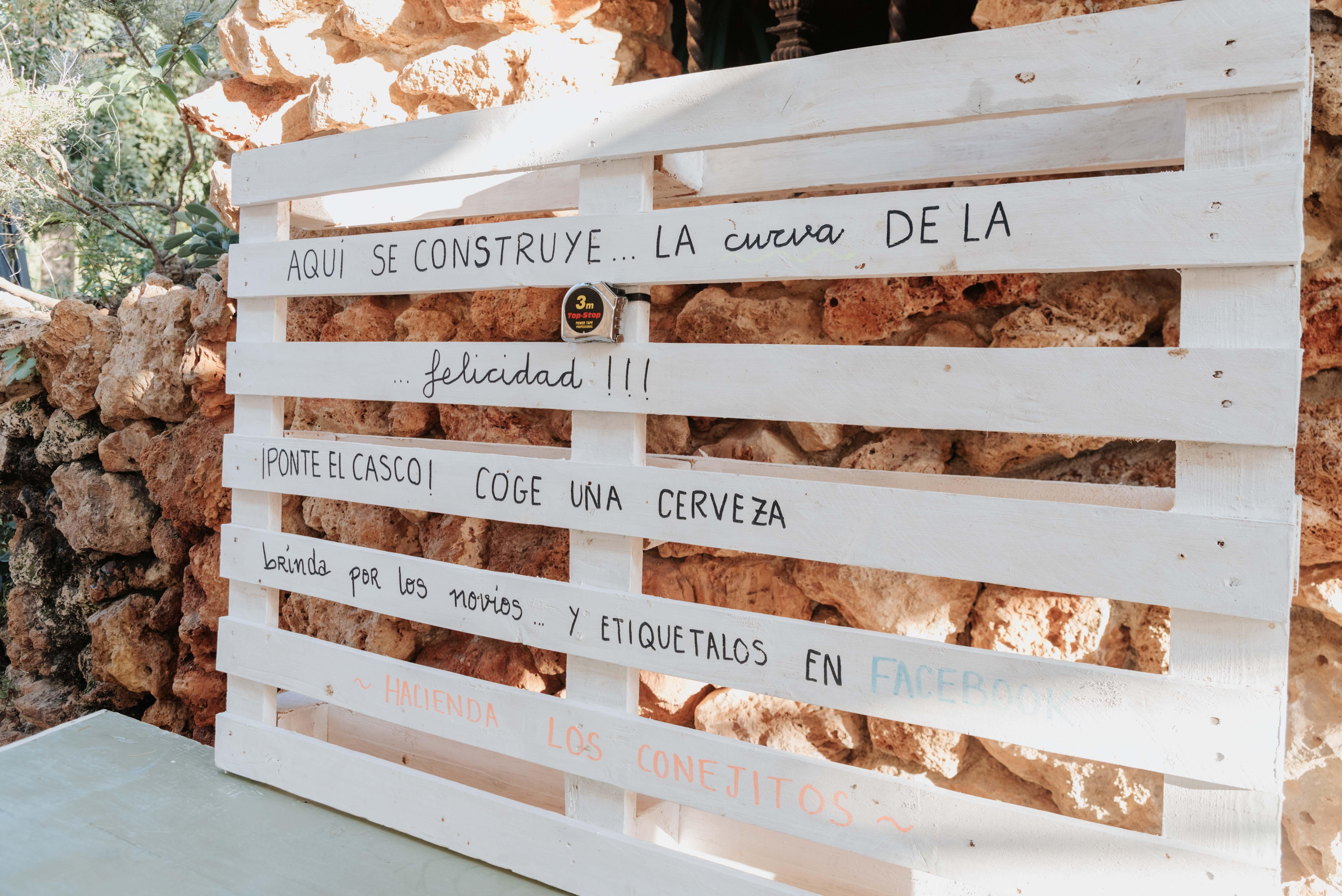 Boda Edu & Nia Hacienda los Conejitos , Málaga