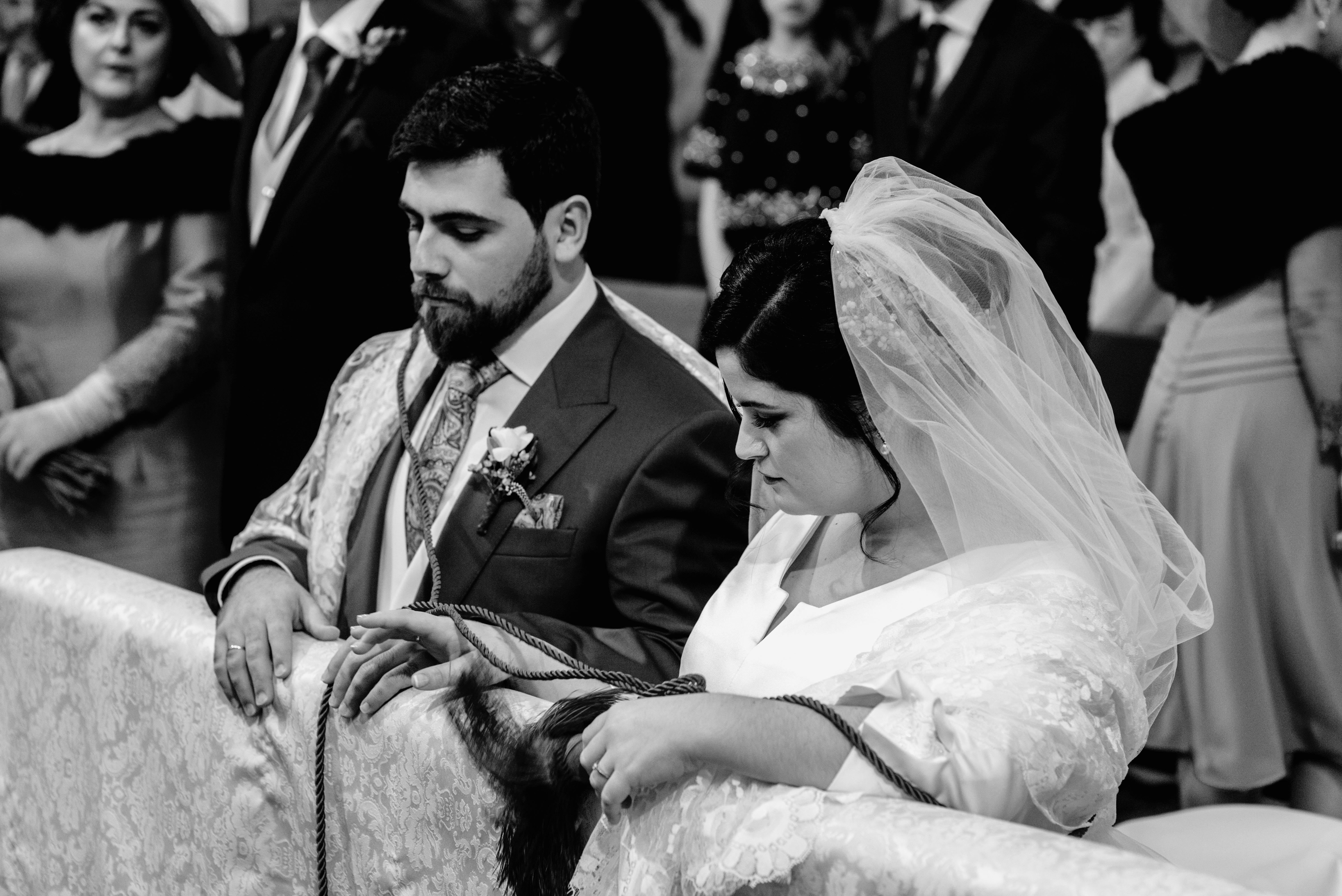 Boda Mª Ángeles y Antonio. Una precios boda invernal en Finca la Tosca, Málaga