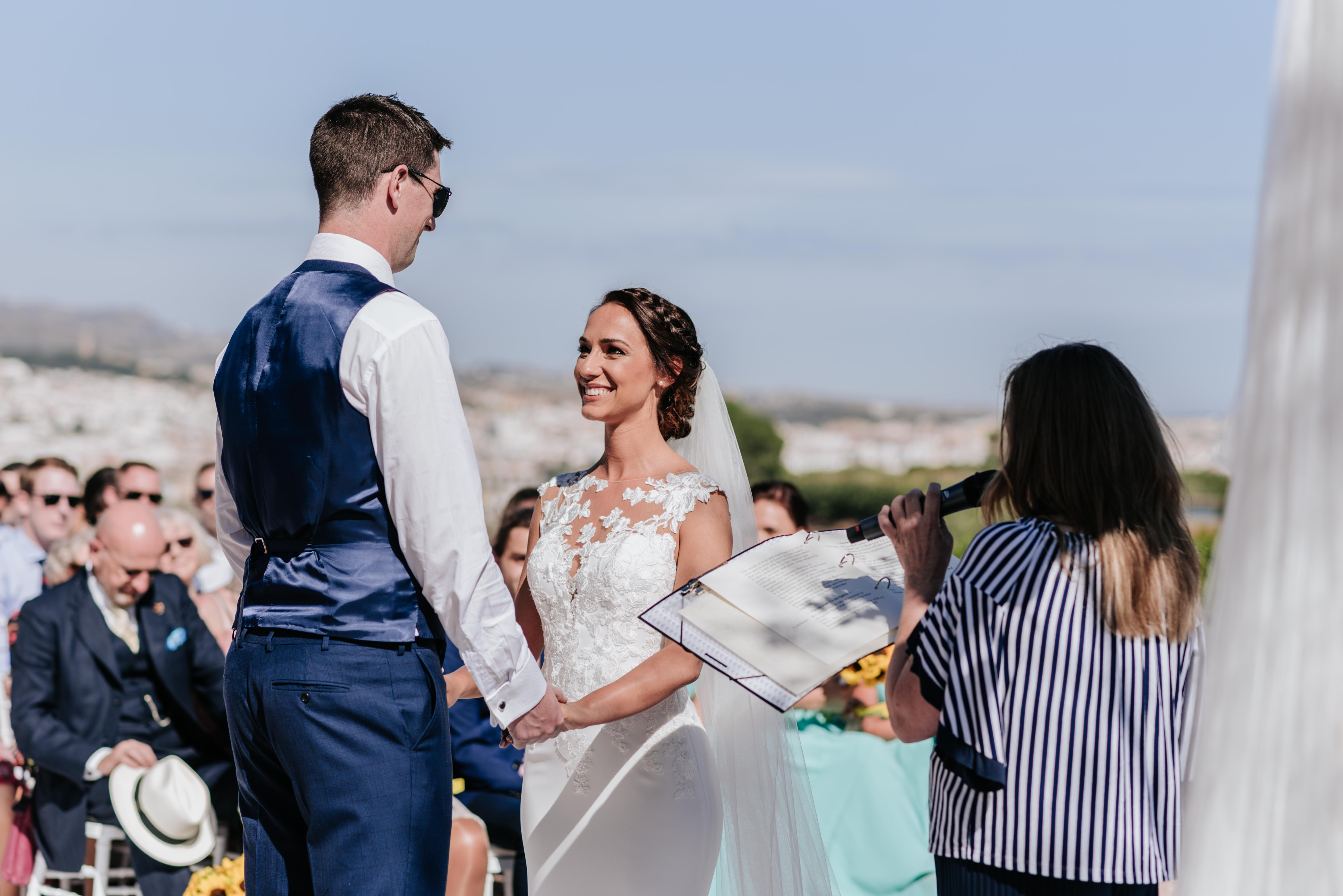 Saskia & Robert. Una boda En Cortijo Bravo, Málaga